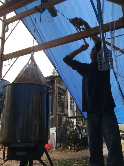 Honestatis (Mk. VII) brew day