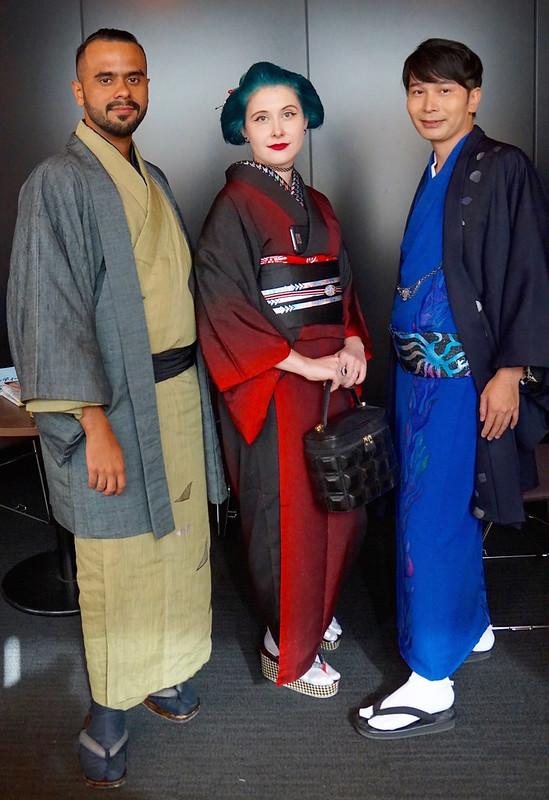 Kimono Salone 2017