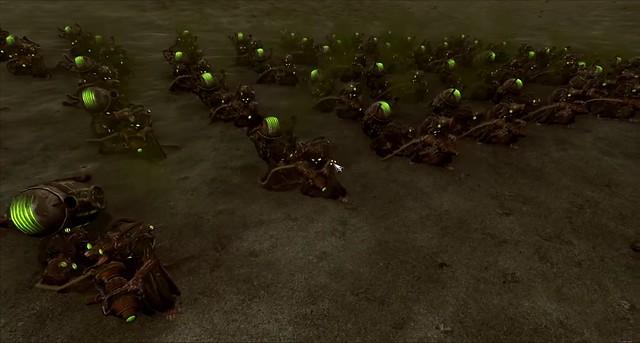 Total War Warhammer 2 - Warpfire Throwers