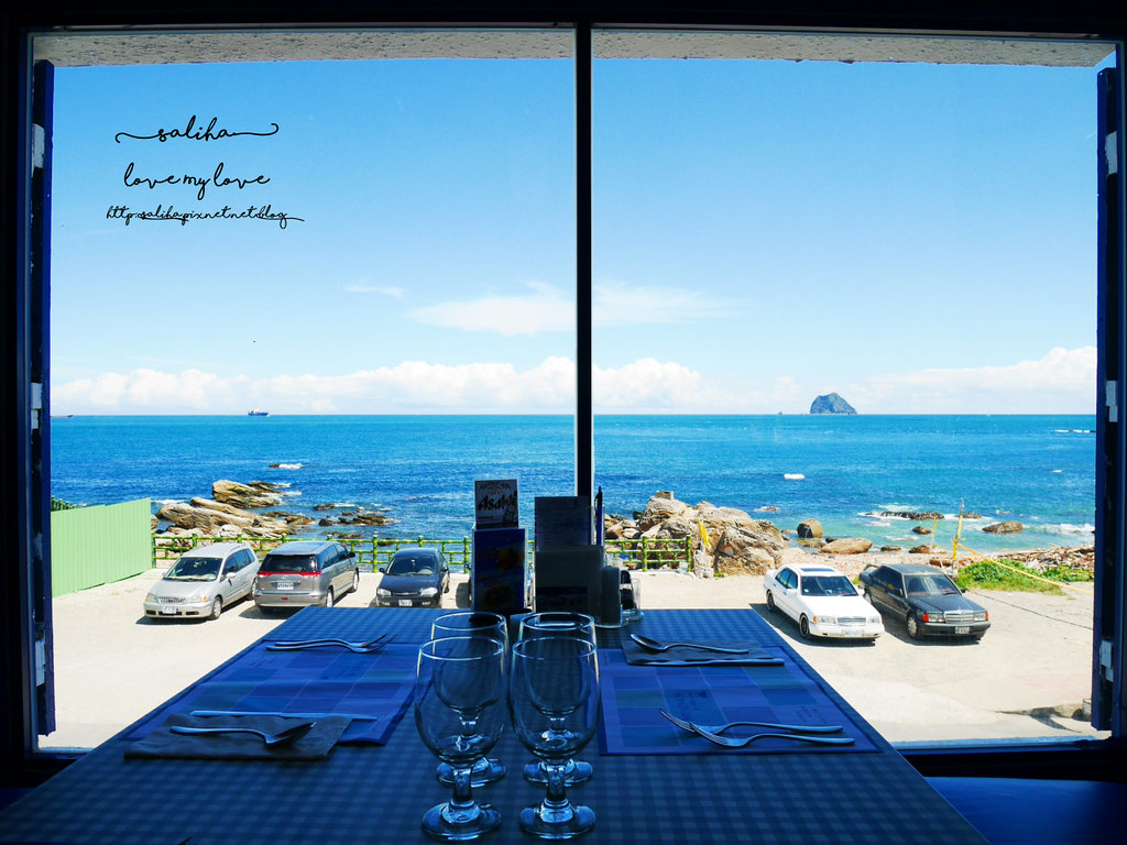 基隆海景餐廳推薦私人島嶼MYKONOS