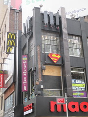 Man Jumps Out Midtown Comics Store 2nd Floor Window 2241