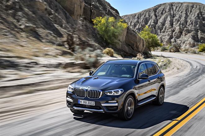 [新聞照片一] 全新BMW X3豪華運動休旅 預售正式展開