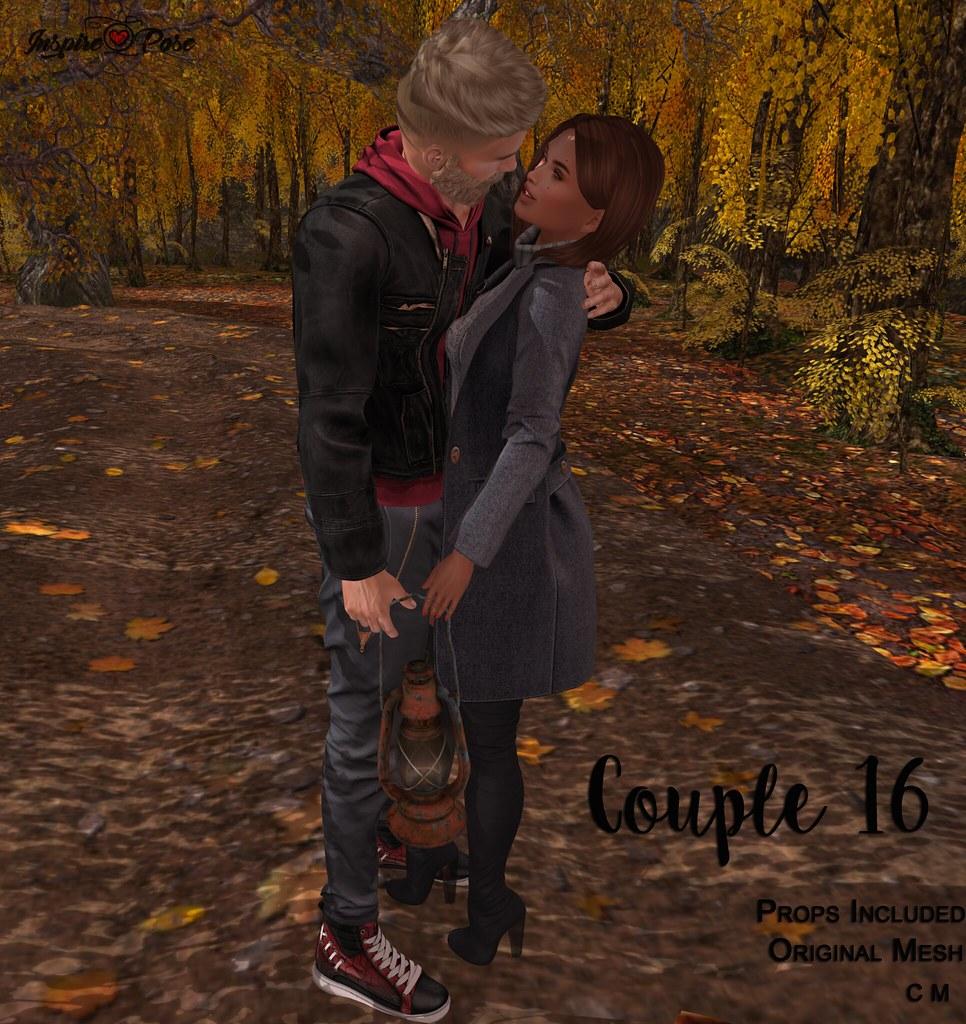 Inspire Pose – Couple 16