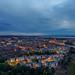 Edinburgh at Twilight by MilesGrayPhotography (AnimalsBeforeHumans)