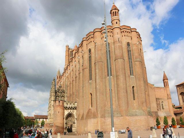 catedrala st cecile obiective turistice albi 1