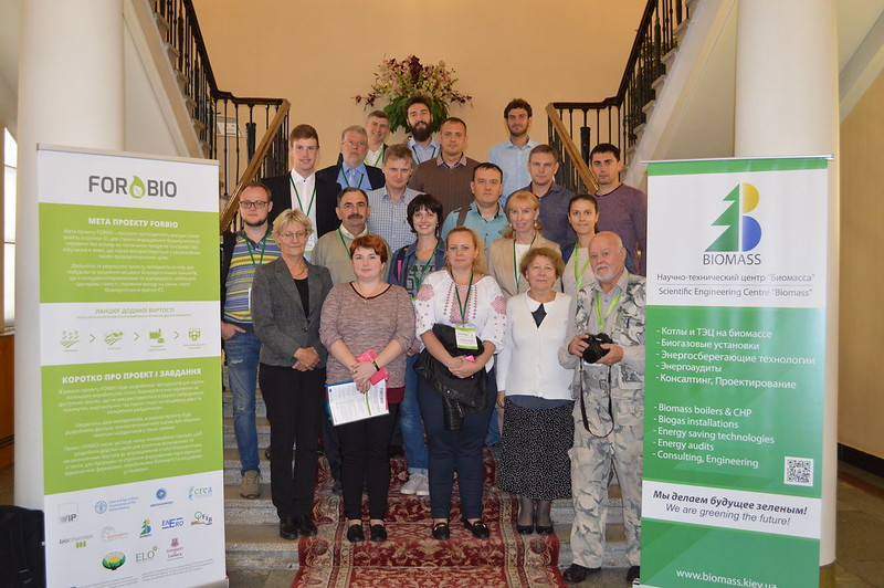 FORBIO Workshop in Ukraine 20-21 September 2017