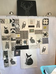 Thicket Baby Quilt