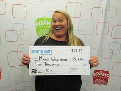 Mandi Wilkinson - $5,000 - 20X - Victor - Stinker Stores