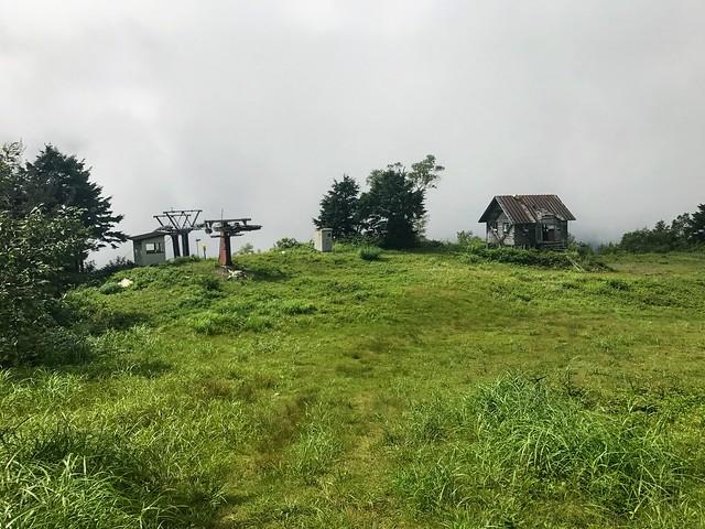 乗鞍岳 平湯・乗鞍新登山道 平湯スキー場 リフト