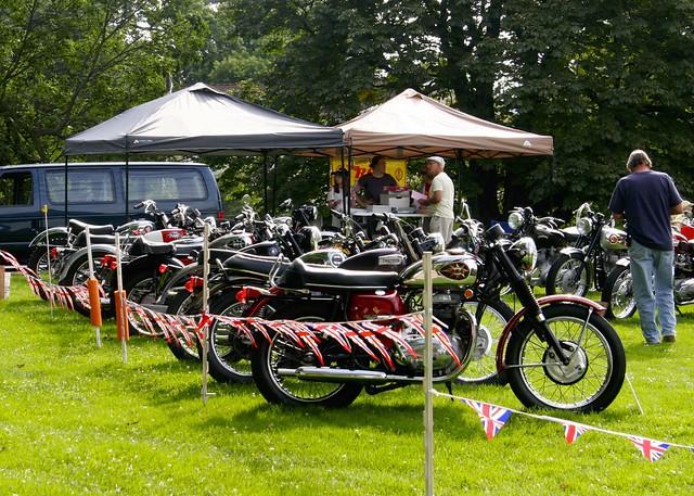 2017 PVGP Vintage Motorbike Show