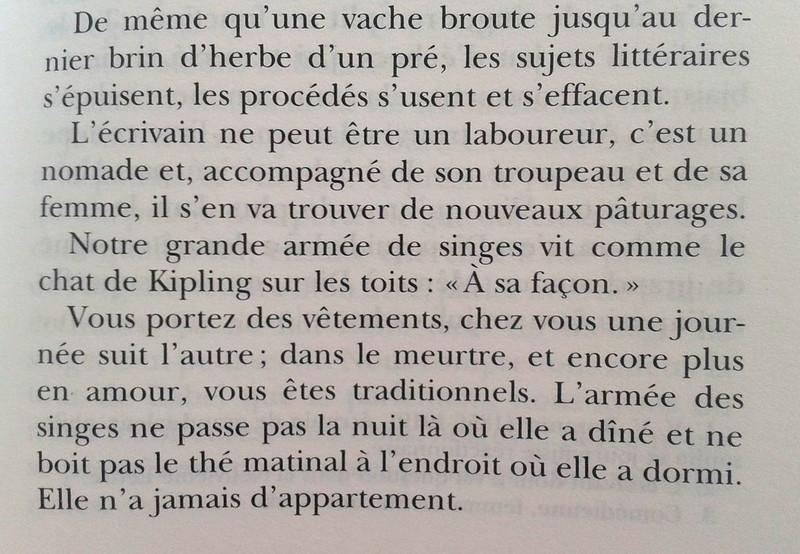 Zoo de Chklovski, p. 31 (traduction Paul Lequesne)