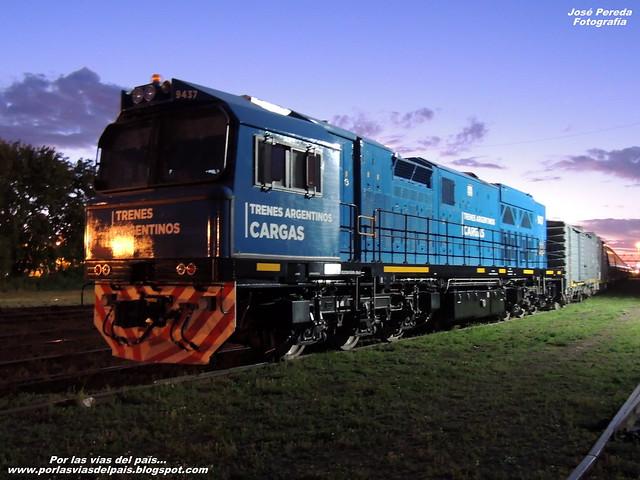 CRRC CDD5-A1 9437