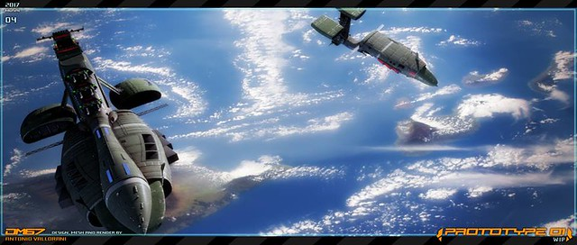 Gundam Prototype - War in the heavens