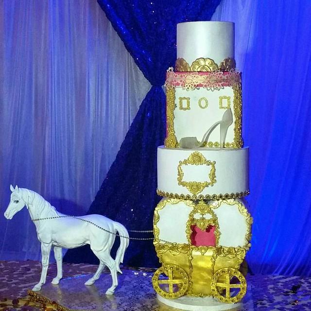 Cake by Sweet Genie