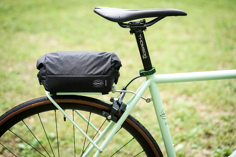 *TOMII CYCLES X FAIRWEATHER* shell bag