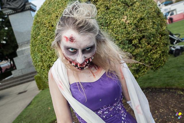 Victoria Zombie Walk - 2017 (26)