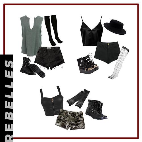 f(x) - Rebelles