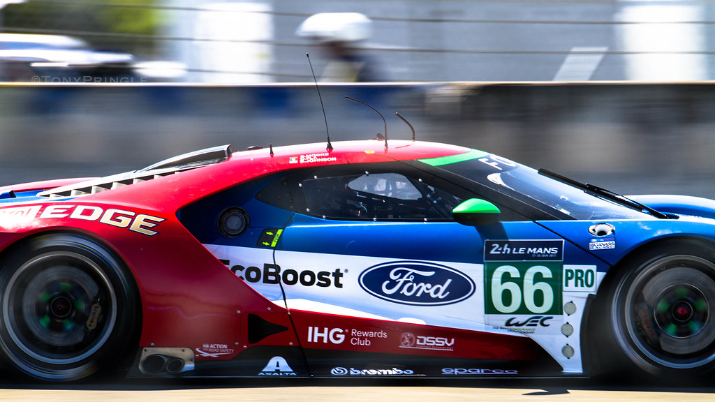 Ford GT. Le Mans 2017
