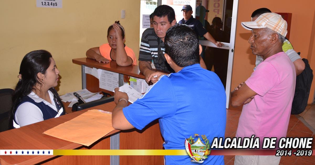 1373 procesos realizados en la dirección de tránsito municipal durante septiembre