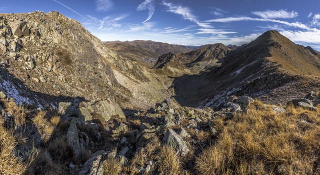 Coll dels Isards, Principat d'Andorra
