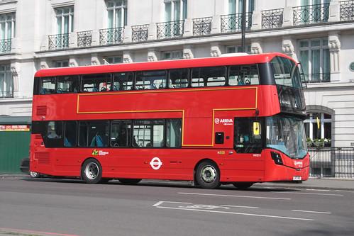 Arriva London HV311 LK17AHO