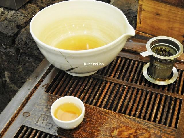 Samdayeon Tangerine Tea