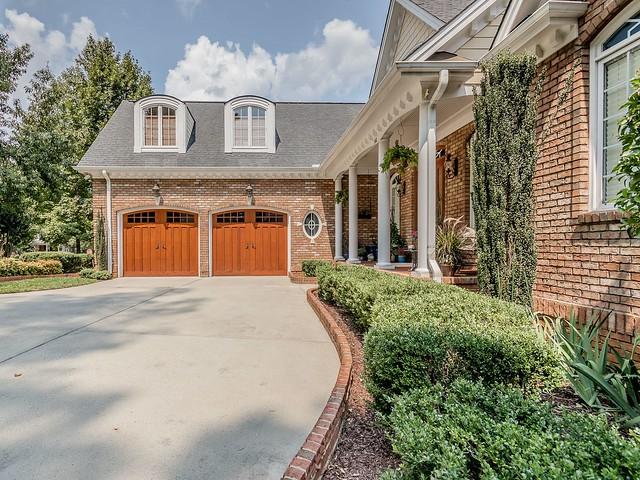 Front Porch/Garage Doors-Housepitality Designs