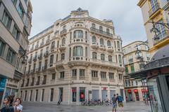 Felix Sanchez building Malaga