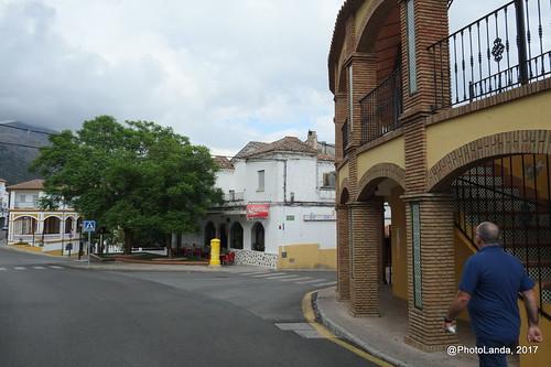 Plaza de Toros de Cortes de la Frontera