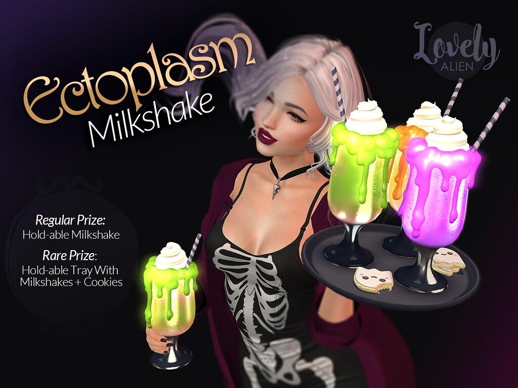 Ectoplasm Milkshake Gacha For: Somber - TeleportHub.com Live!