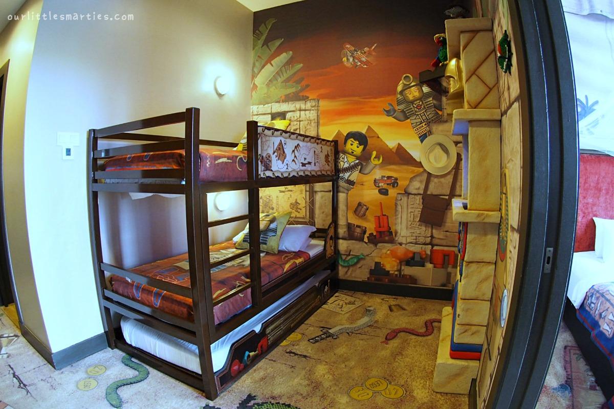 LEGOLAND Adventure Themed Room