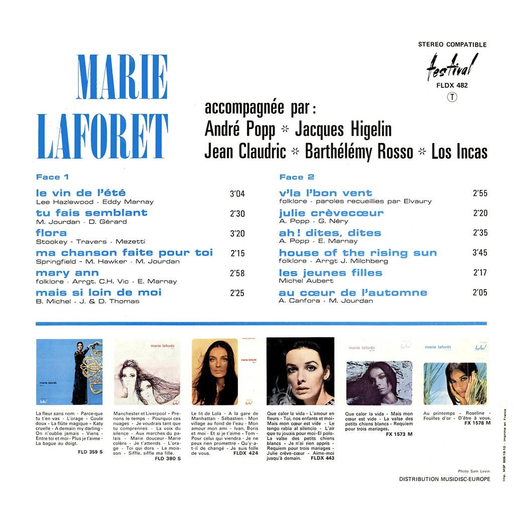 Marie Laforêt Vol. 6