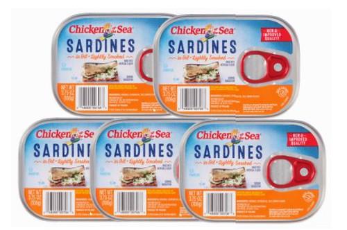 Deal on Sardines