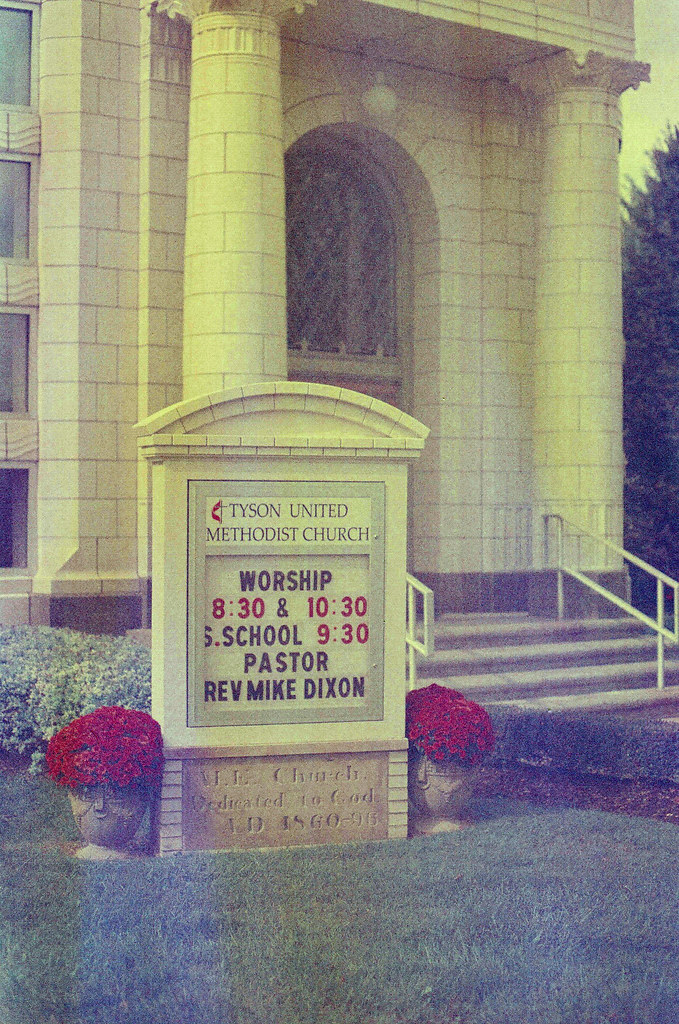 Tyson United Methodist Church, Versailles, IN
