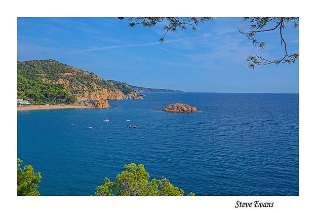 A coastal View