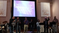 Song & Testimony Service (10-22-2017) & Fellowship Luncheon - 10