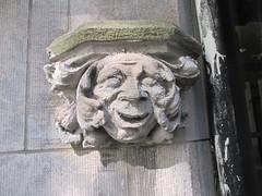 Food Gargoyles - Laughing Jester Sidewalk Level 2876