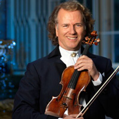 Andre RIEU, the King of the Waltz
