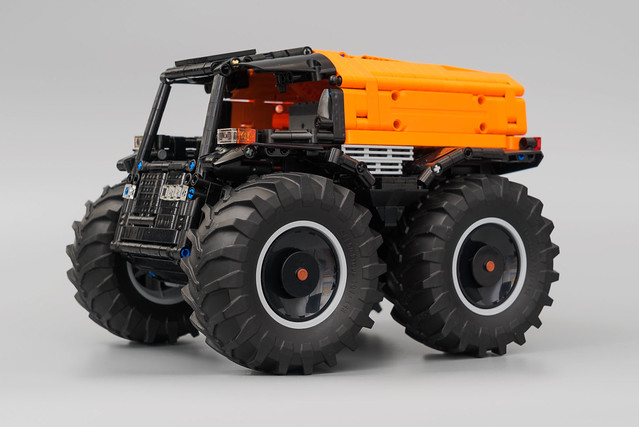Sherp Atv Price >> LEGO MOC-10677 LEGO Technic SHERP ATV (Technic 2017