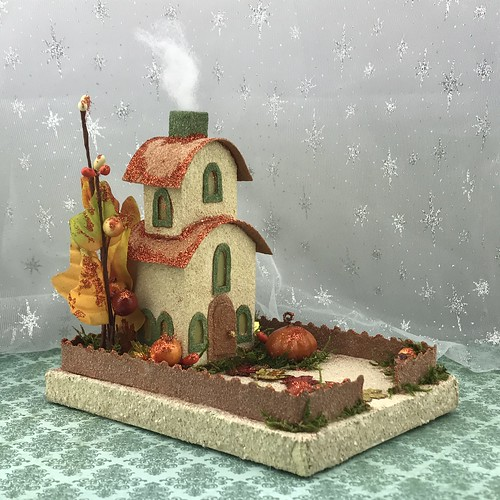 Autumn Putz house`
