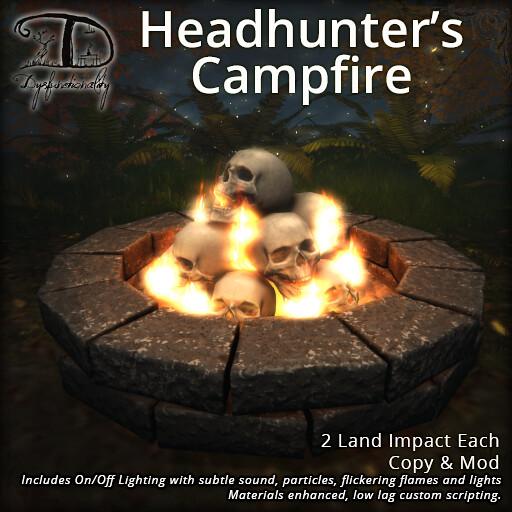 Headhunters Campfire - TeleportHub.com Live!