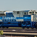 EMDX GM72 | EMD SD70ACe | UP Marion Intermodal Railport