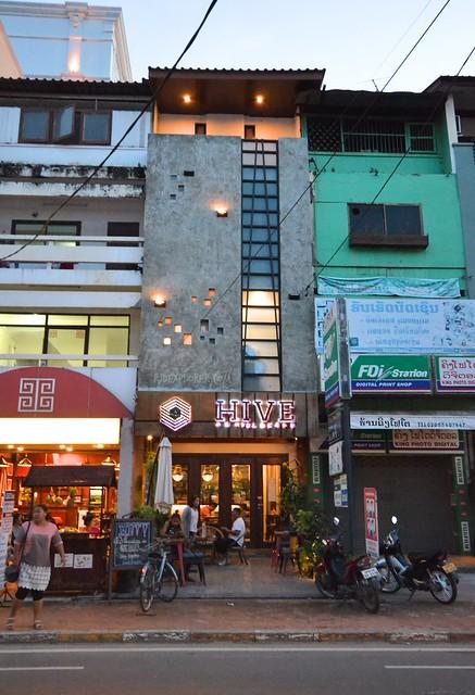 Hive hostel laos