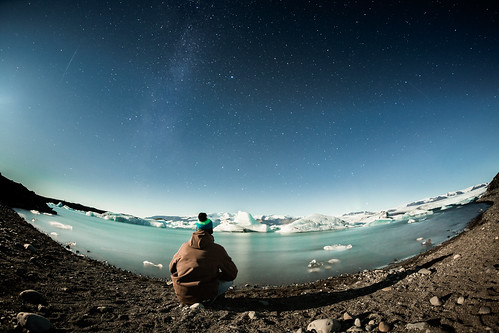 Alone in Iceland