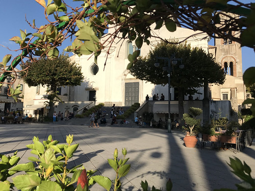 Ravello Cathedral from the Square