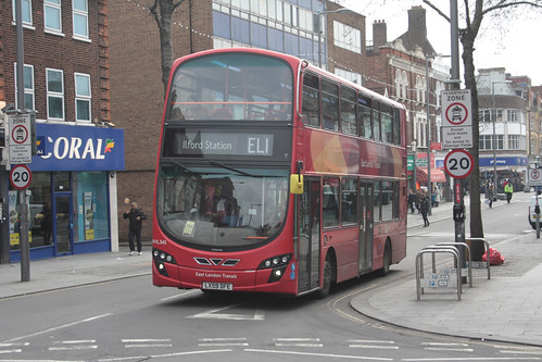 Go-Ahead London WVL345 LX59DFE