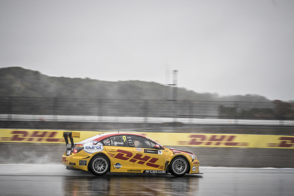09 CORONEL Tom (ned) Chevrolet RML Cruze team ROAL Motorsport action during the 2017 FIA WTCC World Touring Car Championship race at Motegi from october 27 to 29, Japan - Photo Gregory Lenormand / DPPI
