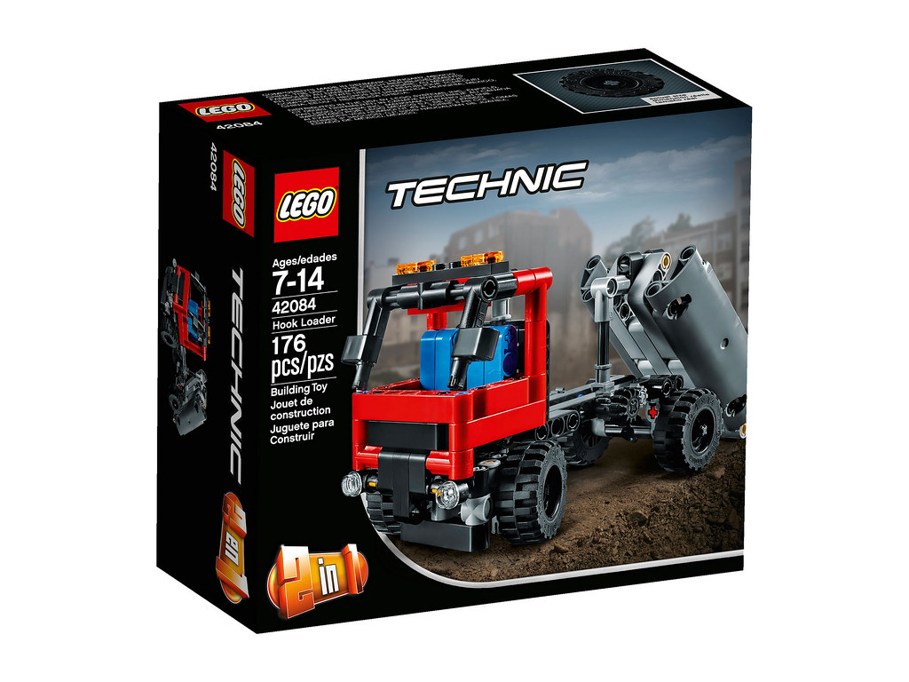 LEGO Technic 42084 - Hook Loader
