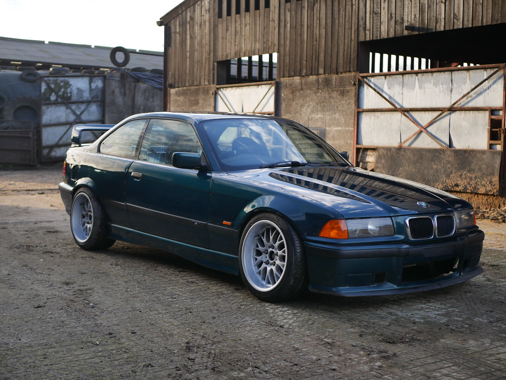 My E36 328 Drift Car - oversteer matters  - Page 1 - Readers