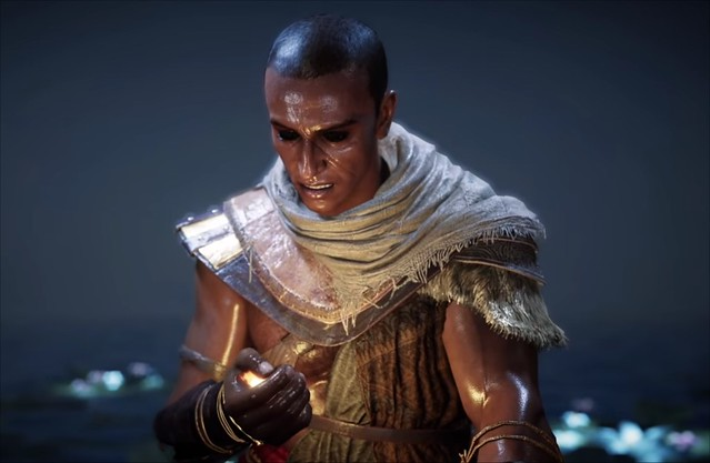 Assassin's Creed Origins - The Promise